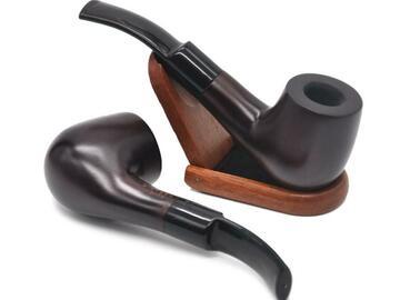 Post Now: Red Sandalwood Wooden Handmade Pipe