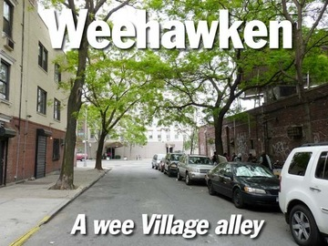 Monthly Rentals (Owner approval required): Weehawken NJ, Covered, Secure, Garage Parking Rental
