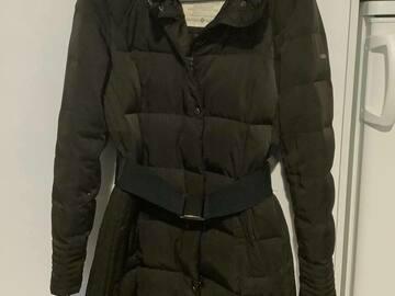 Myydään: Esprit women's Jacket with a belt, very warm