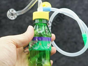 Post Now: Water Bottle Oil Bubbler 5.5″