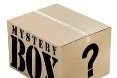 Liquidation/Wholesale Lot: 100 pieces General Mixed Merchandise Mystery Box