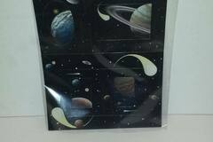 Liquidation/Wholesale Lot: Punch Out Space Magnet Sheet