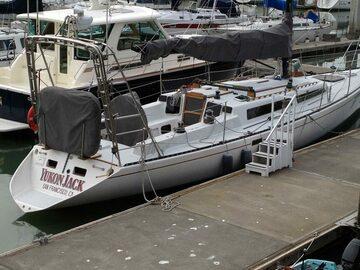 Offering: Sail the Santa Cruz 50 Yukon Jack w Captain & Crew
