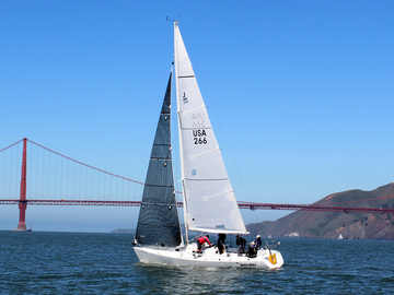 Offering: Sail J/105 on San Francisco Bay