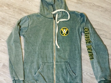 Selling A Singular Item: Camp Vega Zip Up Hoodie