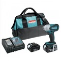 """For Sale: MAKITA 18V LXT® CORDLESS 3/8"""" IMPACT WRENCH KIT XWT06M (4.0AH)"""