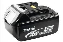 For Sale: MAKITA 18V LXT® LITHIUM-ION 5.0AH BATTERY BL1850