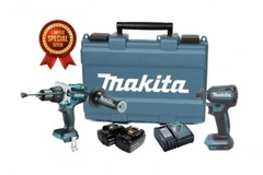 For Sale: MAKITA 2-TOOLS M18 BRUSHLESS TWIN KIT