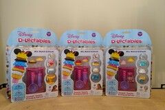 Liquidation/Wholesale Lot: Case of 6 Disney D-Lectables