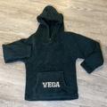 Selling A Singular Item: Camp Vega fuzzy hoodie pullover