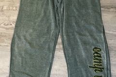 Selling A Singular Item: Camp Vega Sweatpants