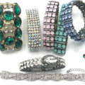 Liquidation/Wholesale Lot: 100 Boutique Bracelets Great Mix & Variety- Everyone Different