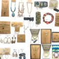 Liquidation/Wholesale Lot: $ 5,000.00 All High end Jewelry-Macy's , Nordstrom, Chico's ect..