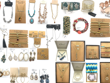 Liquidation/Wholesale Lot: $10,000.00 Big Boy Jewelry Lot-Macy's , Nordstrom, Chico's ect..