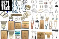 清算批发地: Buy One Get One Free!- $10,000.00 Retail  Top Selling Jewelry