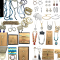 Liquidation / Lot de gros: Buy One Get One Free!- $10,000.00 Retail  Top Selling Jewelry