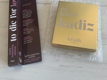 Venta: Pack Krash Cosmetics