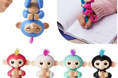 Liquidation/Wholesale Lot: Generic Baby Monkey Finger Toys, Electronic Interactive Toys/Robo
