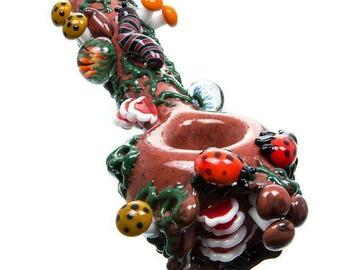 Post Now: Empire Glassworks - Spoon Pipe - Bug's Life