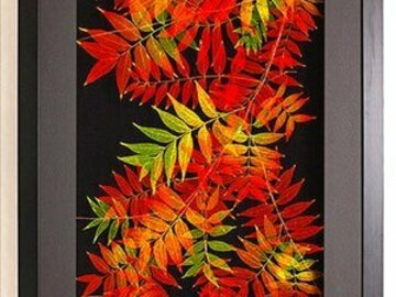 Sell Artworks: 24x36 Chinese Pistache