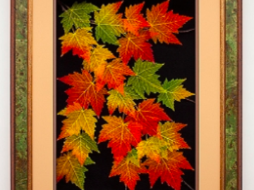 Sell Artworks: 24x36 Red Maple