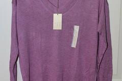 Bán buôn thanh lý lô: Lot of 14 items women's pullover A new day size L