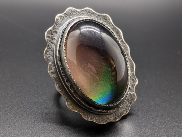 Selling: Custom Grown Up Mood Ring, Made to Order