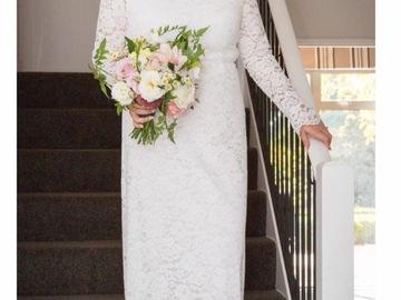 Selling: Wedding dress, love letters