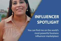 Make a post: I will post your content on my Linked In profile