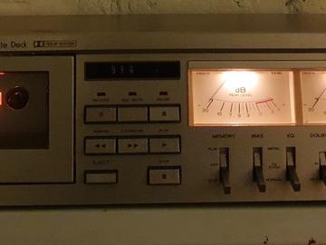 À vendre: TEAC A-660 cassette deck à réparer ou pour pièces