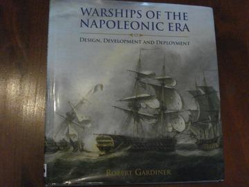Vente: Warships of the Napoleonic Era - Robert Gardiner