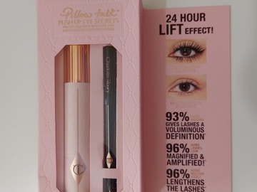 Venta: MASCARA PILLOW TALK PUSH UP LASHES. SIN ESTRENAR!!