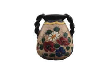 Vente: Petit vase en céramique Vallauris
