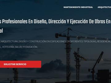Servicio freelance: Creación de Sitio Web (Administrable)
