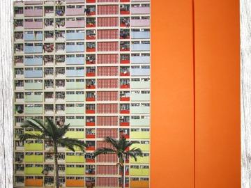 : Sights of Hong Kong Greeting Card 4 (Rainbow Building)