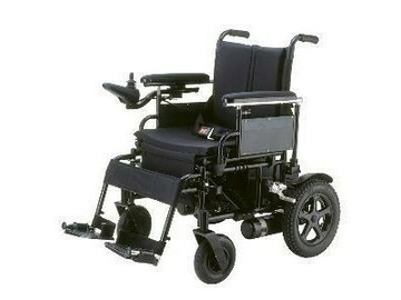 SALE: Drive Cirrus Plus Folding Power Wheelchair