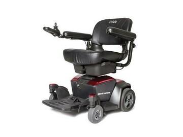 SALE: Pride Go-Chair Power Wheelchair
