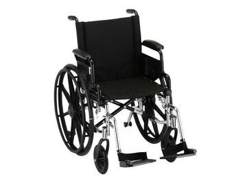 """SALE: Nova 18"""" Lightweight Wheelchair"""