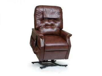 SALE: The Capri Lift Chair in Brown by Golden Technologies