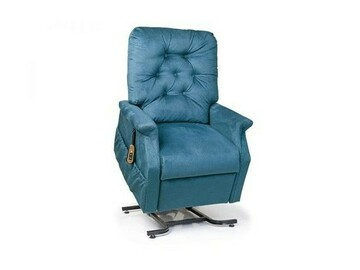SALE: The Capri Lift Chair in Blue by Golden Technologies