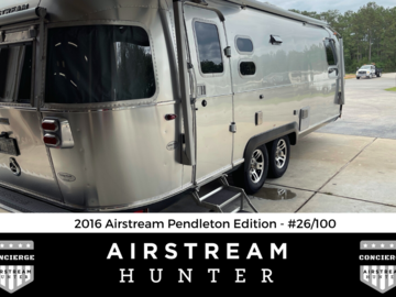 For Sale: SOLD: 2016 Airstream Pendleton Edition #26/100