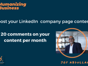 Comment on your post: I will support your content