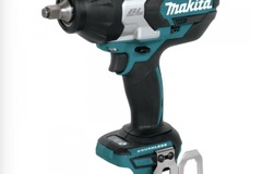 """For Sale: MAKITA IMPACT WRENCH SKIN 18V BRUSHLESS-12.7MM (1/2"""") XWT08"""