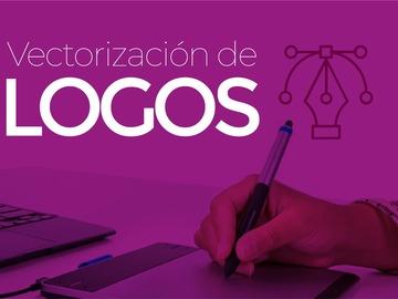 Servicio freelance: Vectorización de logos