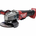 """For Sale: MILWAUKEE M18 FUEL™ 4-1/2"""" / 5"""" GRINDER, PADDLE SWITCH NO-LOCK"""