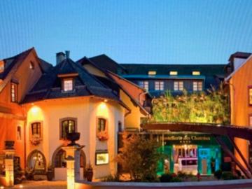 Vente: Bon Spa Hostellerie des Châteaux 4* (350€)
