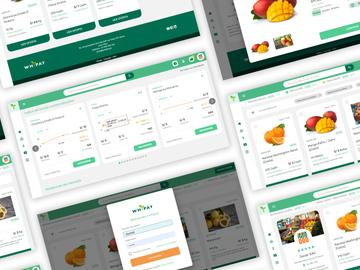 Servicio freelance: Diseño de prototipos interactivos web y móvil ( UI / UX )