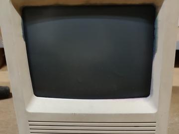 À vendre: Vintage Mac SE/30 en panne