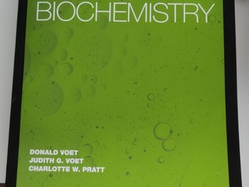 Myydään: Voet's principles of biochemistry 5th edition global
