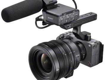 Vermieten: Sony-FX3-Set